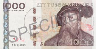 1000 Sek To Eur
